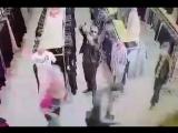 Нападение на торговый центр в Бурятии.