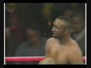 Томас Хирнс vs Дэн Уорд (полный бой) [29.01.1994]