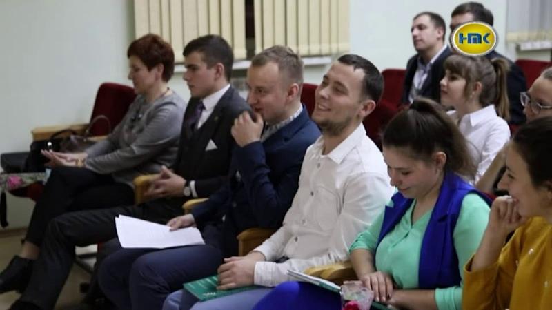 Первое собрание молодежного парламента