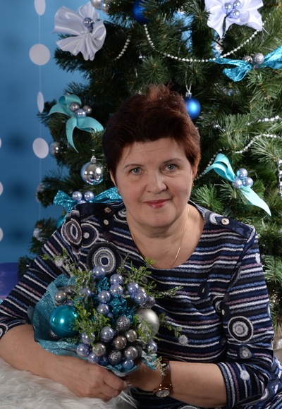 Нина Лисовская