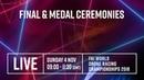 FAI World Drone Racing Championships 2018: Final Races!