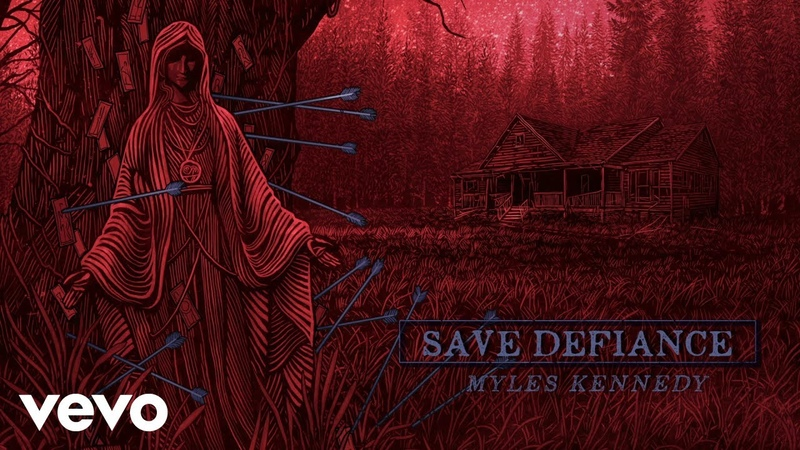 Mark Morton Save Defiance Audio ft Myles Kennedy
