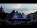 Танцующий фонтан Чайковский
