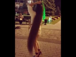 Long hair Angel