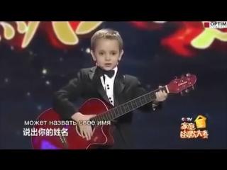 Русский Парень Поразил Всех Китайцев! Гордей Колесов