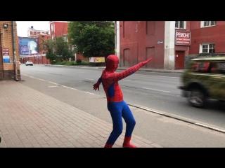 Голову кружит, с пауком никто не дружит