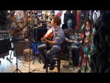 Проект «Квартирник» рок22.рф 03.03.2019 играл Клуб гитаристов «Лира» и Сергей Меркулов