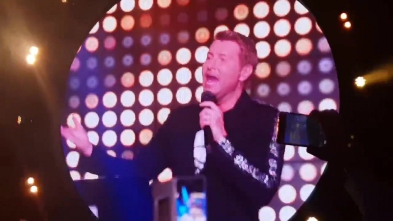 Гимн Кэшбери в исполнении Николая Баскова
