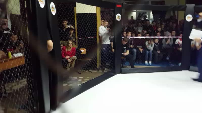 Игорь Чукмарев vs Aнтон Зайфрет 25.11.18