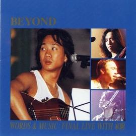 Beyond альбом Words & Music Final Live Gold