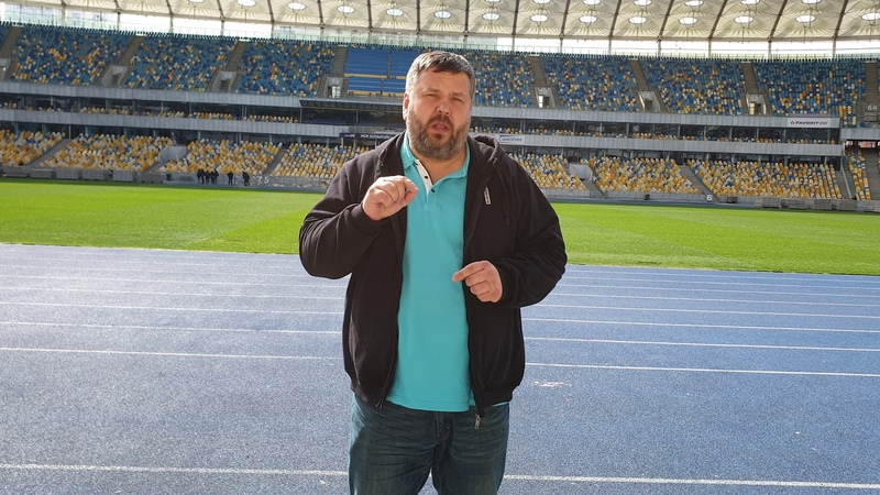 Кандидати будують сцени на Олімпійському. Андрій Полтава Вата Шоу