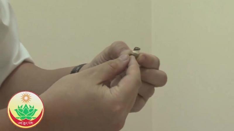 Моксотерапия (цзю-терапия) - прогревание полынными сигарами