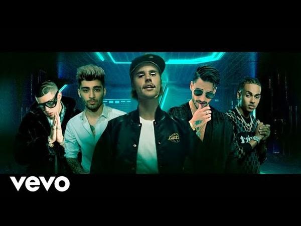 Justin Bieber ft. Maluma, ZAYN, Bad Bunny, Ozuna, J Balvin - Turn Dale (NEW SONG 2018)