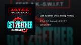 J.O.Y.C.E. feat. A.K.-S.W.I.F.T. - Get 2Gether (Real Thing Remix) (Eurodance) WEB