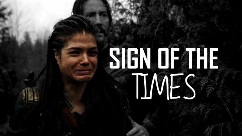 SIGN OF THE TIMES THE 100