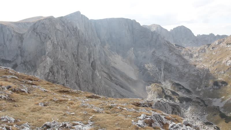Черногория. Дурмитор. На вершине г. Савин Кук (Savin Kuk) (2313м.)