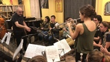 2019 ensayando LI'L DARLIN Sant Andreu Jazz Band ( Joan Chamorro direcci