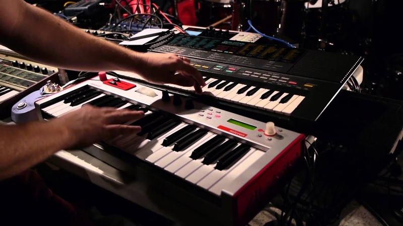 Apparat Organ Quartet - Konami (Live on KEXP)