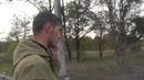Гиви качает полковника-командира 93 батальона укр армии. 03.10.2014.