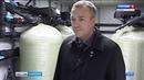 В селе Заозерье заработала новая насосная станция водоочистки