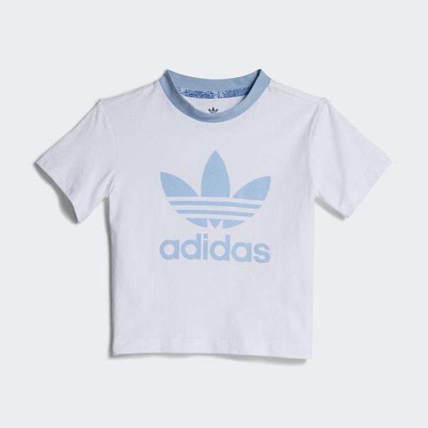 Комплект: футболка и комбинезон Culture Clash