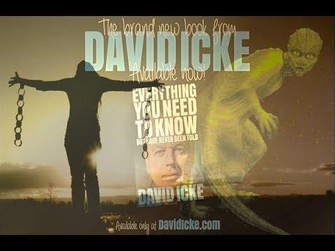 Дэвид Айк Глобальное пробуждение осознанности впереди свобода позади фашизм!