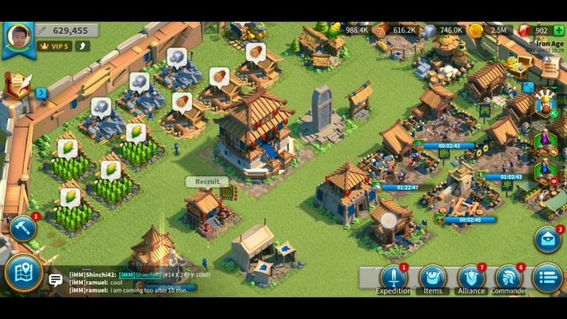 Rise of Civilizations (ROC) - Beginner's Guide scouting ; rapid Unfogging of kindom tips