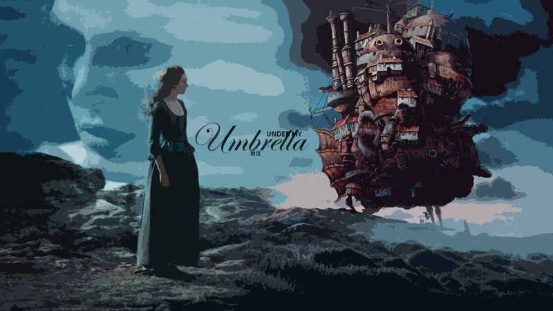 Howl's moving castle | under my umbrella [for XIII.by]