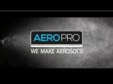Рекламный ролик для компании AEROPRO ( версия на английском, для выставки в Дубае)
