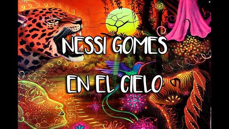 En el cielo (Pacha mama) - Nessi Gomes (Isabel Ruiz Cover) Letra [432HZ ] HD