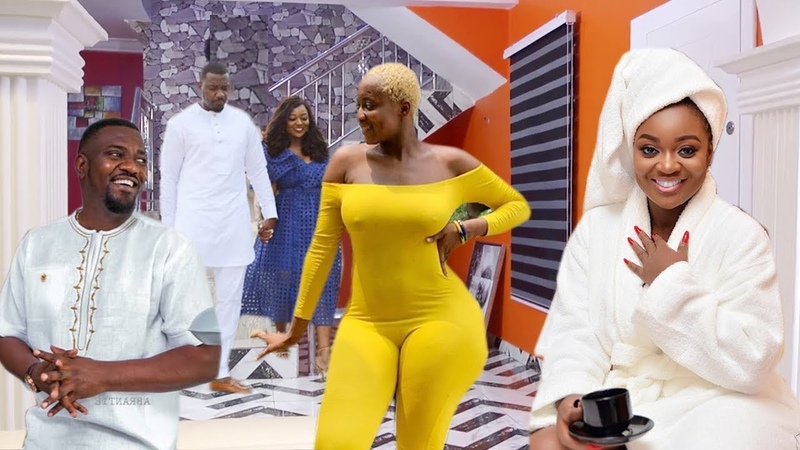 MY WIFE IS BEAUTIFUL BUT AM IN LOVE WITH HER CURVY SISTER - MUST WATCH NIGERIAN MOVIES