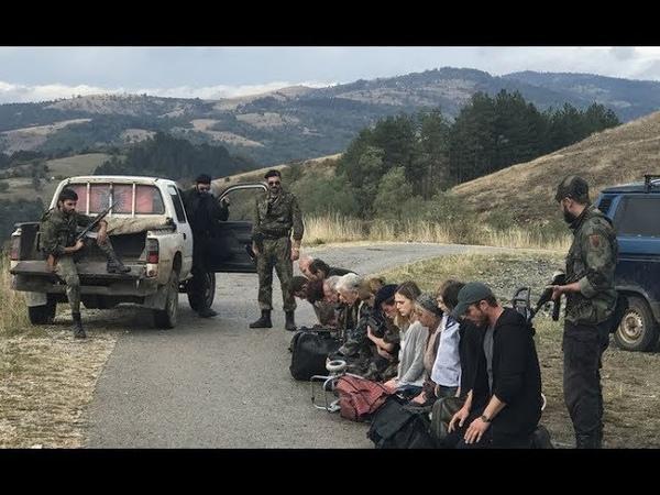 Балканский Рубеж 2019 боевик фильм