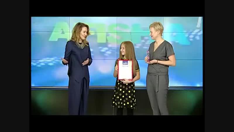 Интервью телеканалу БелмузТВ руководитель Звездочет и победитель вокального этапа проекта Мария Ероховец