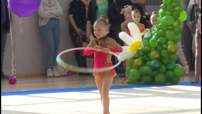 В Костроме прошёл открытый турнир по художественной гимнастике StarTeam