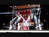 Полина Гагарина на новогоднем фестивале в Абу-Даби