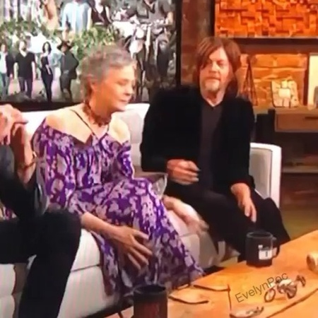 Evelyn Poc on Instagram: NR: Hey! Psst Psst! MM: stop it! . OMG!! I love these two gorgeous people and their friendship melissamcbride norm