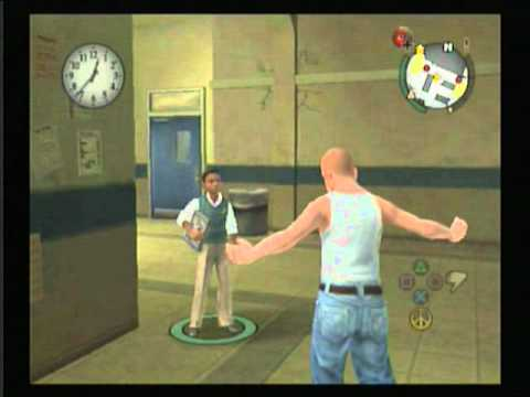 Bully: Skinhead Jimmy being a Racist