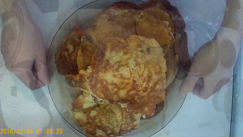 куриные отбивные в кляре с вкусным соусом