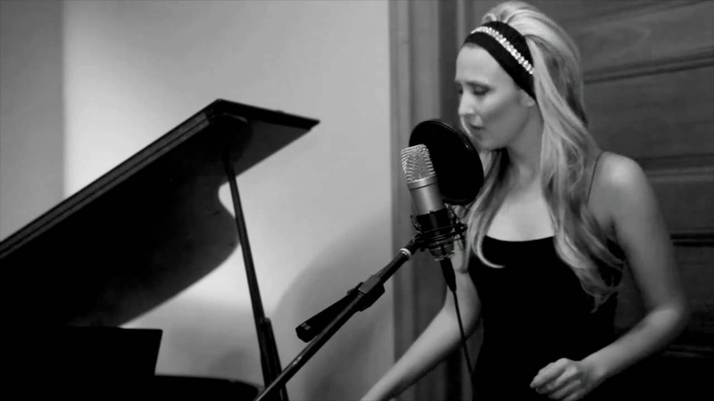 Charles Aznavour- La Boheme- Cover by Natascha Bessez