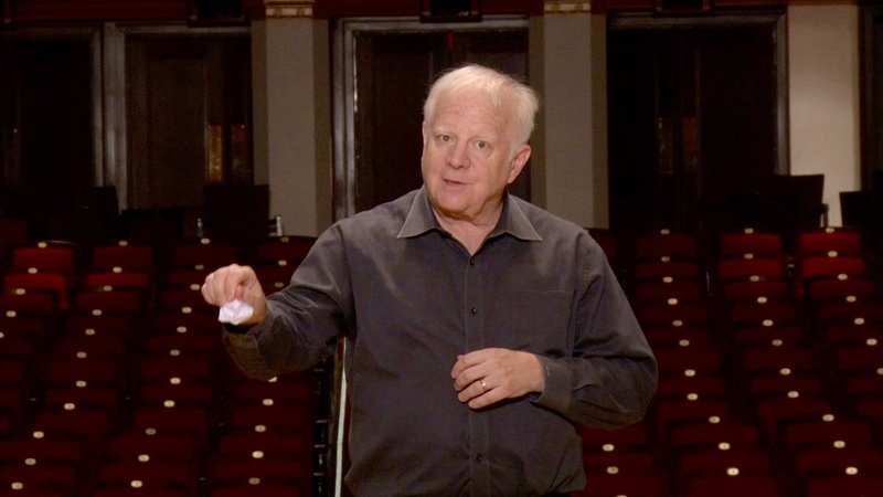 Lesson Six A Few Exercises, Leonard Slatkins Conducting School