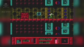 [Famiclone-50HZ]Alien - Gameplay