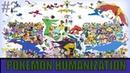 Вау. ПРОСТО ВАУ ТОП Покемоны хуманизация 50 Characters / Pokemon humanization 2