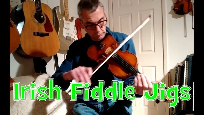 Irish Jigs - Paddy Fahey's The Cliffs of Moher