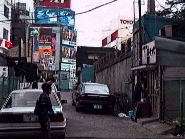 1991 新宿散策散歩 Shinjuku Walkabout 910410