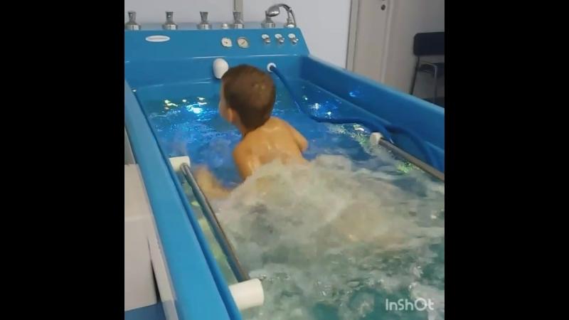 Вихревые ванны в НИИ ДИ