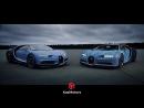 Bugatti Chiron из конструктора LEGO