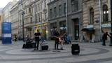 Полюса. На батареях солнечных - cover. Константин Колмаков #street_x и Никита Дёмин #nikedemin