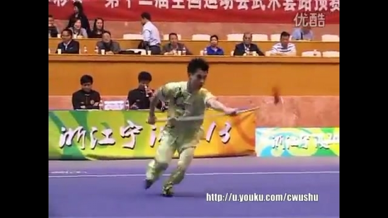 Championnat de Chine 2013 - Qiang Shu - Wang Fei.mp4