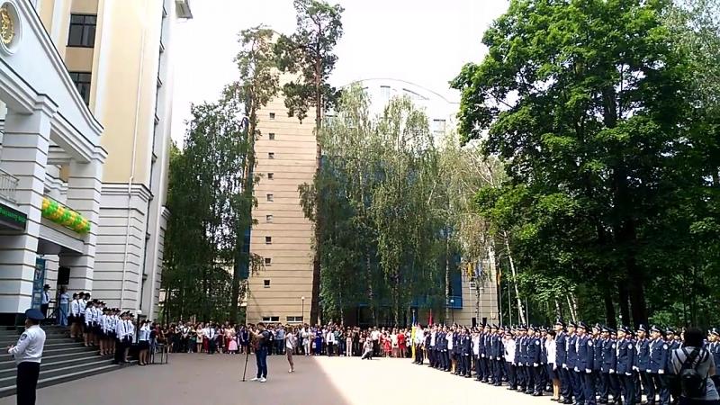 Факультет податкової поліції. Вручення дипломів бакалавра 1 частина