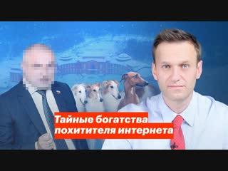 Алексей Навальный Тайные богатства похитителя интернета